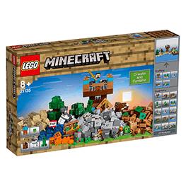 LEGO Minecraft, Kreatywny warsztat 2.0, 21135