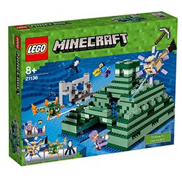 LEGO Minecraft, Oceaniczny monument, 21136