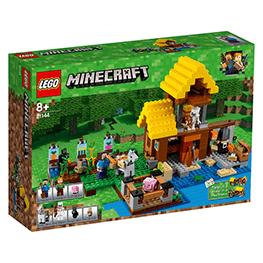 LEGO Minecraft, Wiejska chatka, 21144