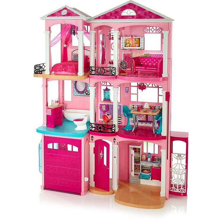 Barbie, Wymarzony domek, zestaw do zabawy