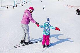 Jak przygotować dziecko do wyjazdu na narty