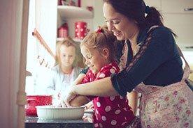 Wspólne gotowanie z dzieckiem - przepis na wspólną zabawę!