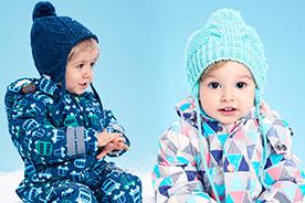Kombinezony zimowe dla dzieci: jaki kombinezon będzie odpowiedni dla niemowlaka, a jaki przyda się przedszkolakowi?