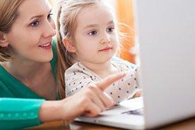 Komputer dla dziecka- tak czy nie?