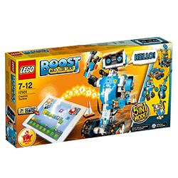 Zestaw promocyjny: LEGO BOOST, zestaw kreatywny, 17101 + GRATIS: LEGO Creator, Dron badawczy, 31071