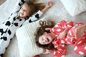 Piżama party dla dzieci – jak urządzić udane przyjęcie dla dzieci?
