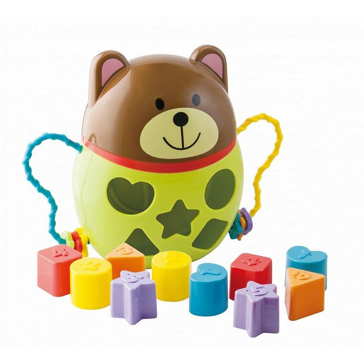 Smiki, Anthony The Bear, Miś, sorterSmiki, Anthony The Bear, Miś, sorterSmiki, Anthony The Bear, Miś, sorter Smiki, Anthony The Bear, Miś, sorter