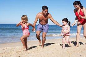 Wczasy z dziećmi - jedziemy na urlop z dzieckiem
