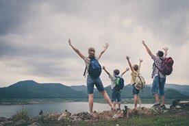 Wycieczka z dzieckiem - pomysły na ciekawe wycieczki rodzinne