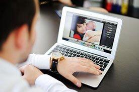 Zdjęcia dzieci w Internecie - Nie dziel się zdjęciami dziecka!