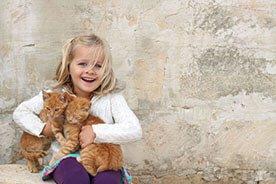 Kilkulatek pragnie zwierzaka - wybór zwierzęcia dla dziecka