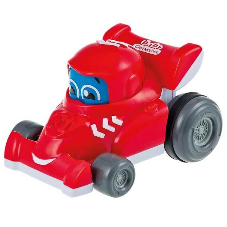 Clementoni, zabawka interaktywna, Wyścigówka Press & Go