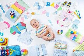 Wyprawka dla maluszka – jak się przygotować do narodzin dziecka