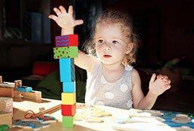 Zabawki interaktywne - zabawki wpływające na rozwój dziecka