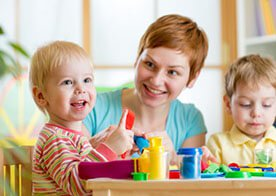 Zabawy z maluchem - pomysłowe zabawy z dzieckiem