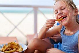 5 najgorszych potraw dla dzieci