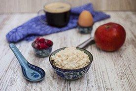 Ciepłe śniadanie na chłodny poranek