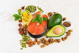 Dobre tłuszcze w diecie dziecka