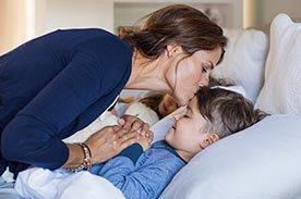 Jak pomóc dziecku zasnąć?