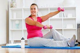 Jak szybko schudnąć po ciąży, czyli zrzucamy zbędne kilogramy po porodzie