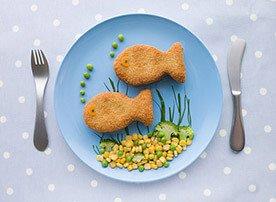 Kwasy omega-3 w diecie małego dziecka