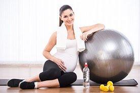 Aktywność fizyczna przed i po porodzie - ćwiczenia dla kobiet w ciąży