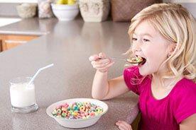 Podstawowe błędy rodziców w żywieniu dzieci