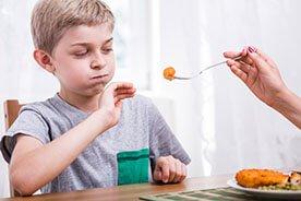 Gdy dziecko nie chce jeść warzyw - sposób na niejadka