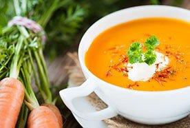 Jesienne zupy – dlaczego i jakie zupy warto jeść?