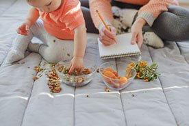 Czy dzieciom można bezpiecznie podawać orzechy?