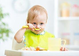 Zdrowe zioła dla dzieci i przyprawy w dziecięcej kuchni