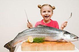 Ryby w diecie dziecka - czy dziecko może jeść ryby?