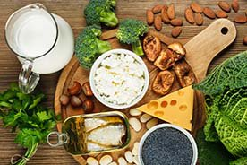 Wapń w diecie dziecka – naturalne źródła wapnia