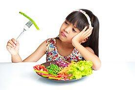Strączki w diecie dziecka