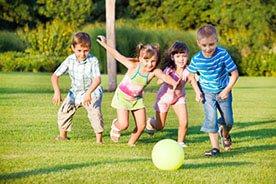 Mali sportowcy - zajęcia ruchowe dla dzieci