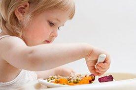 Prawidłowe odżywianie dziecka - tworzymy dobre nawyki żywieniowe