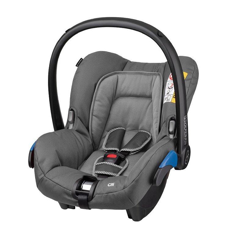 Maxi-Cosi, Citi, fotelik samochodowy, 0-13 kg, Concrete Grey