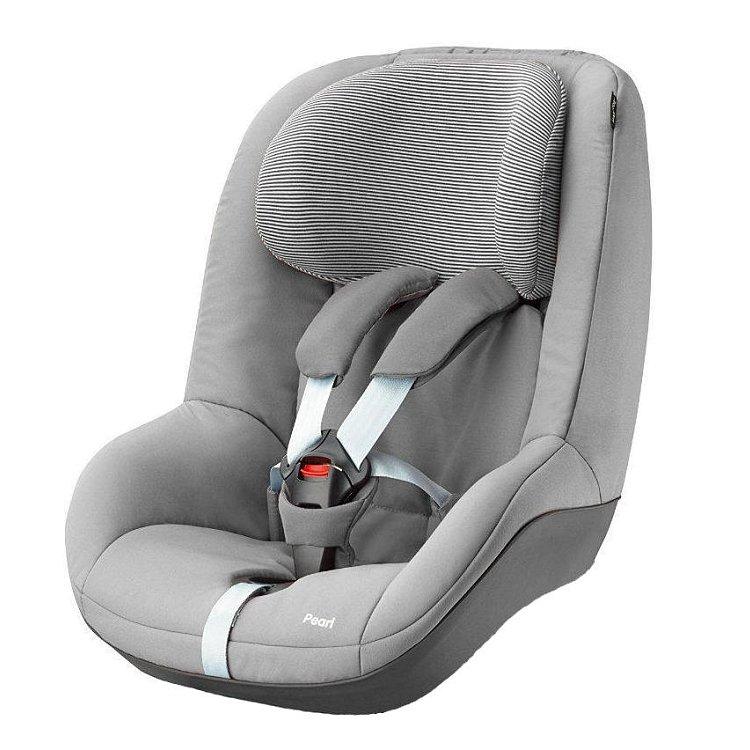 Maxi-Cosi, Pearl, siedzisko fotelika samochodowego, 9-18 kg, Concrete Grey