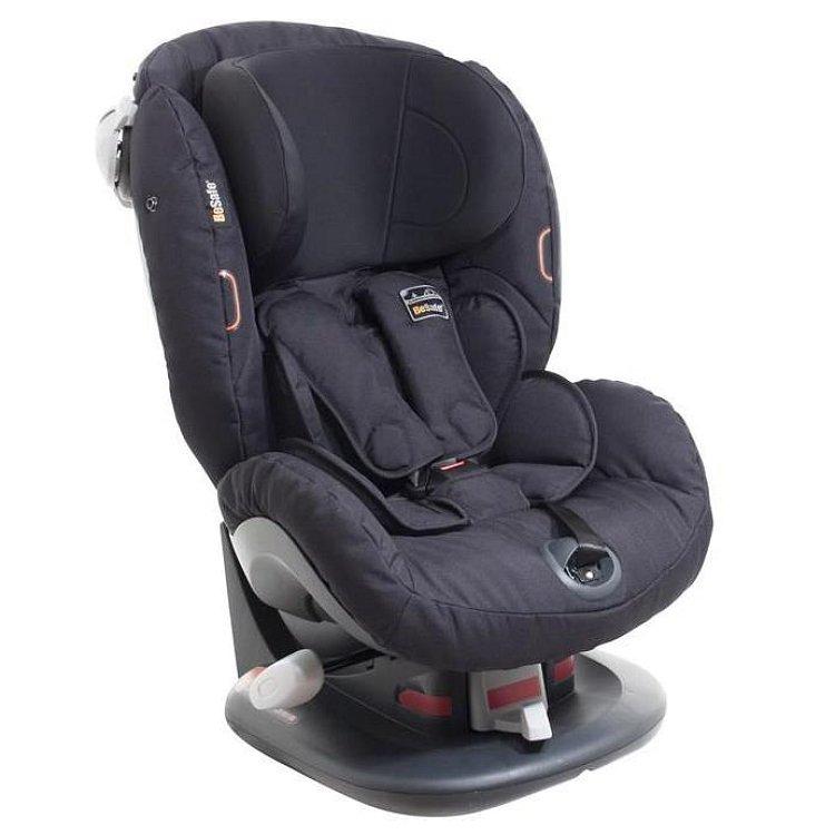 BeSafe, iZi Comfort X3, fotelik samochodowy, 9-18 kg, czarny