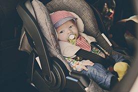 Ranking fotelików samochodowych cz. 1: fotelik samochodowy dla niemowlaka