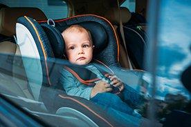 Ranking fotelików cz.2: fotelik samochodowy dla dziecka 9-18 kg